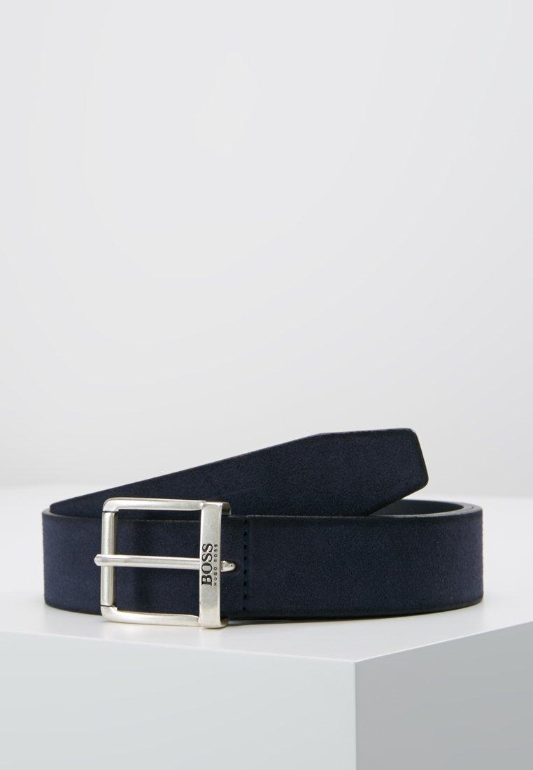 BOSS - JONI - Gürtel - dark blue