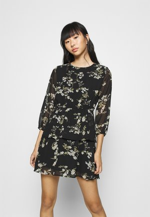 ONLALYSSA DRESS PETITE - Kjole - black