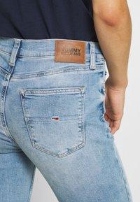 Tommy Jeans - NORA - Skinny džíny - denim light - 3