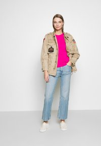 Polo Ralph Lauren - Topper langermet - accent pink - 1