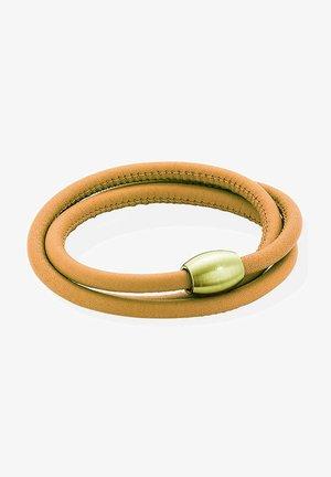 MIT MAGNETVERSCHLUSS - Armband - braun