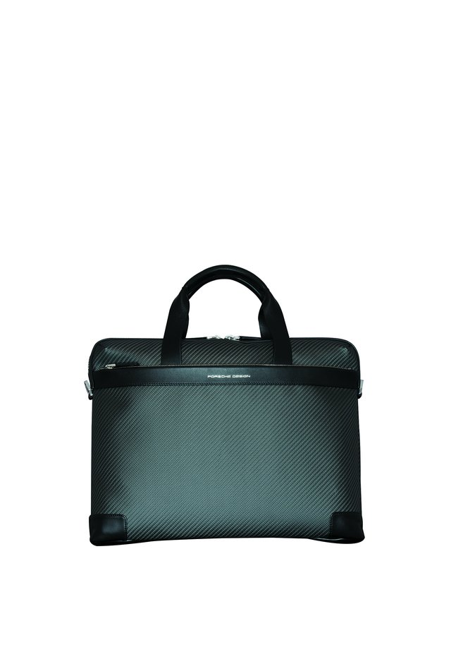 CARBON - Briefcase - black