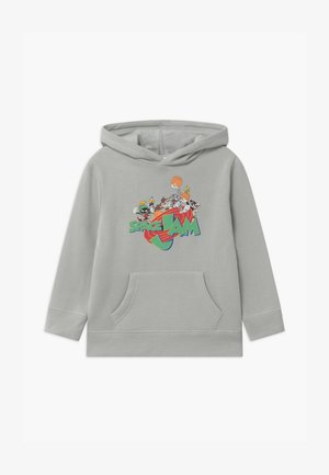 WARNER BROS SPACE JAM LICENSE HOODIE - Kapuzenpullover - winter grey