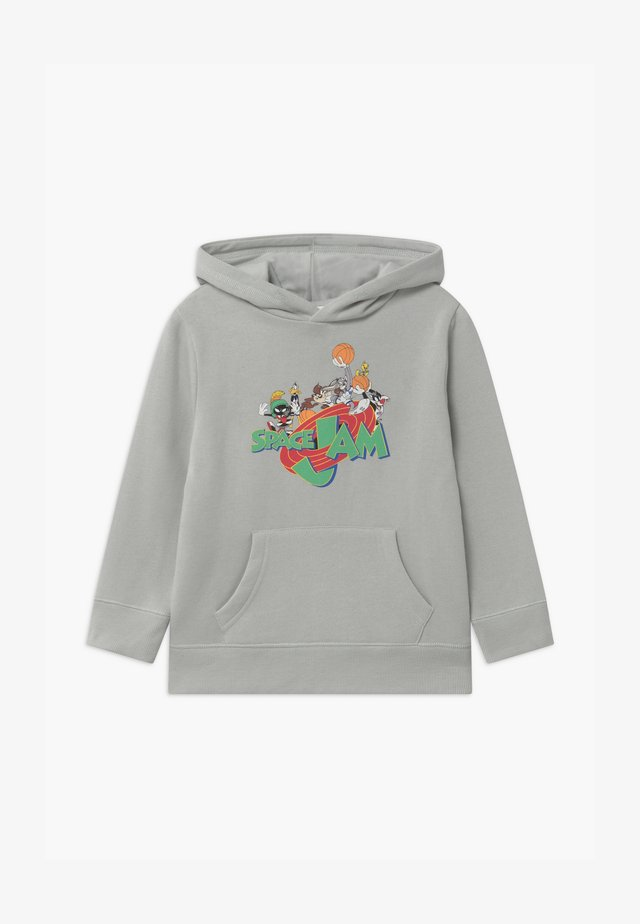 WARNER BROS SPACE JAM LICENSE HOODIE - Felpa con cappuccio - winter grey