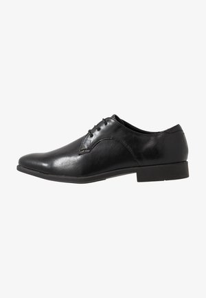 SOURCE FORMAL DERBY - Business sko - black
