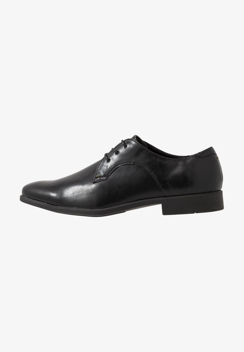 Burton Menswear London - SOURCE FORMAL DERBY - Business sko - black