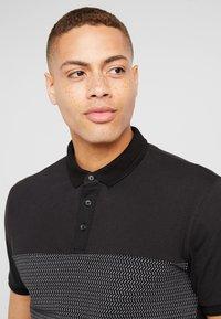 Pier One - Polo shirt - black - 4