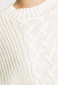 Missguided Petite - CROPPED - Jumper - off white - 5