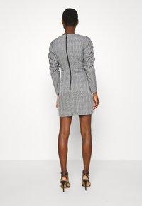 Mossman - THE DUCHESS MINI DRESS - Cocktail dress / Party dress - grey - 2