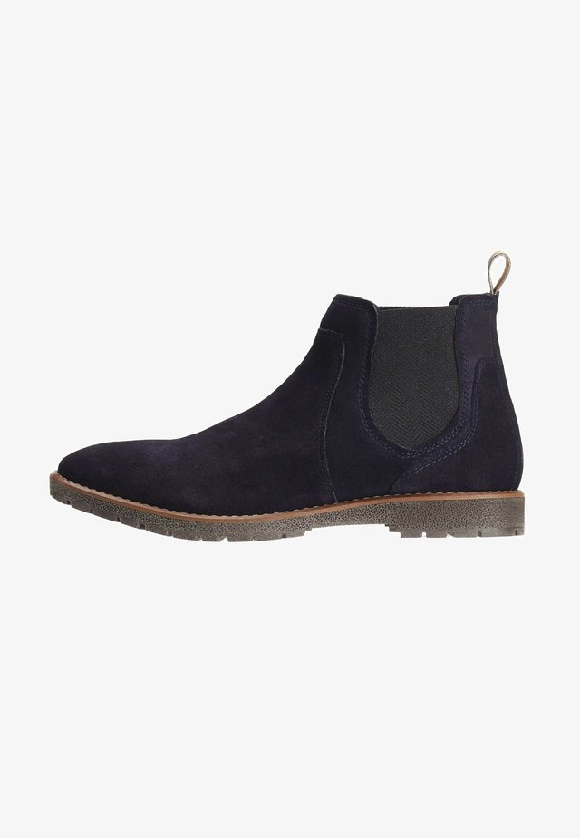 ZIMMER - Classic ankle boots - navy