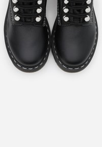 Dr. Martens - 1460 PASCAL - Platform ankle boots - black - 5