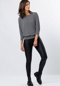 zero - Long sleeved top - black - 1