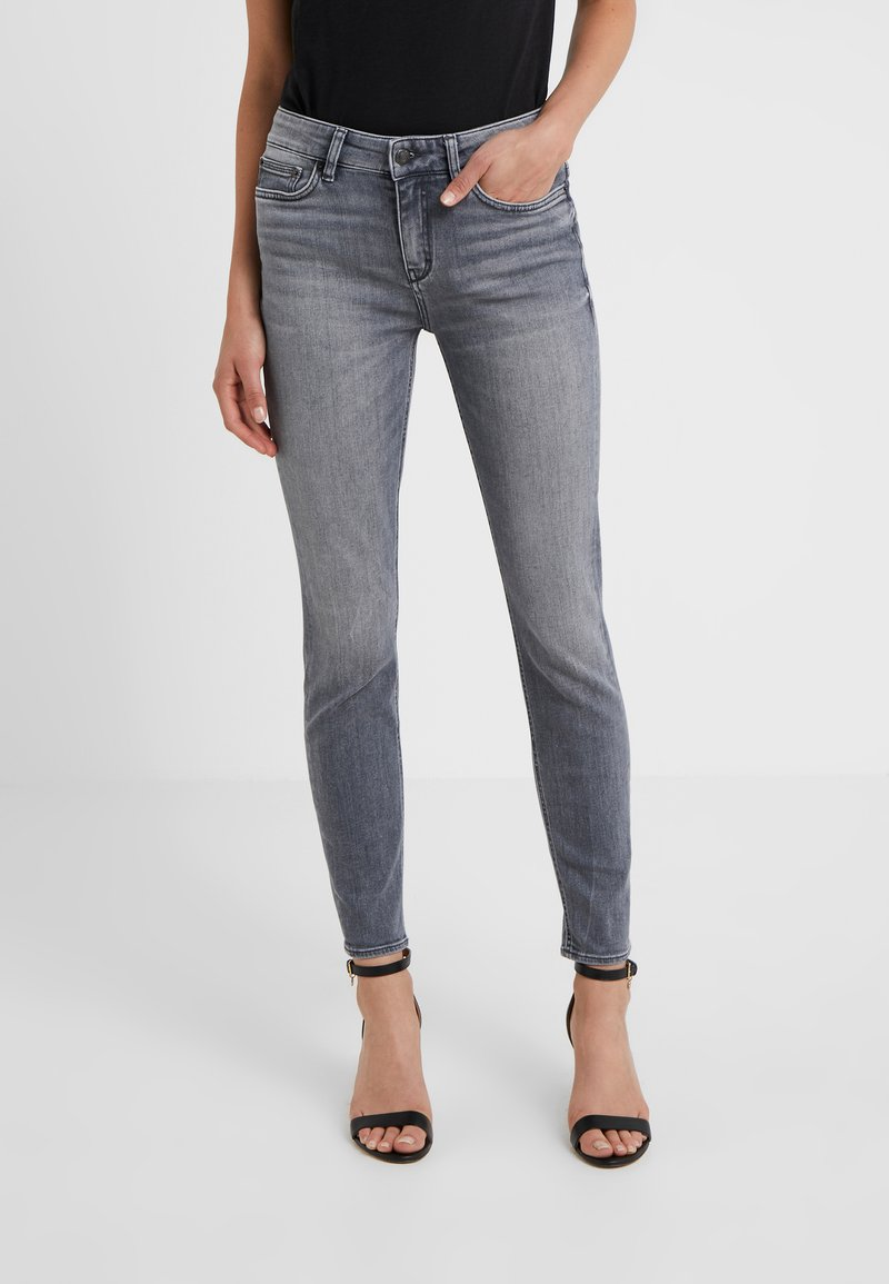 DRYKORN - NEED - Jeans Skinny - grey