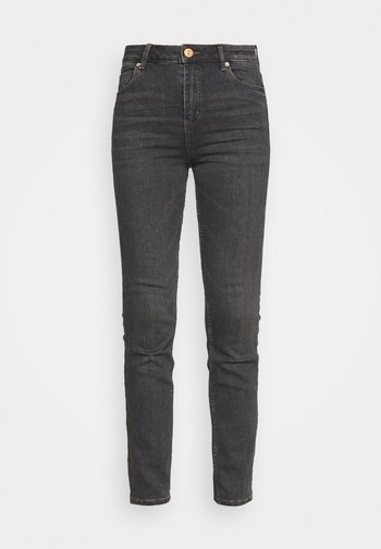 SLIM - Jeans slim fit - grey denim