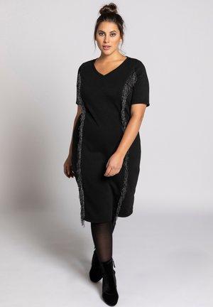 Etui-jurk - zwart