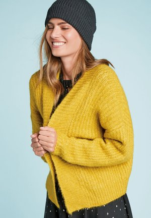 LOFTY EDGE TO EDGE  - Cardigan - yellow