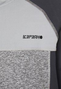 Icepeak - BERKSHIRE - Fleece jacket - anthracite - 2