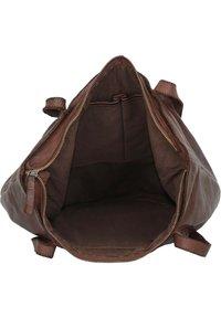 Harold's - SUBMARINE - Tote bag - braun - 4