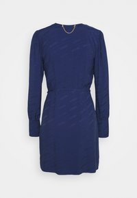 Patrizia Pepe - ABITO  - Day dress - dark night - 6