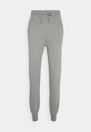 LOUNGE  - Tracksuit bottoms - grey
