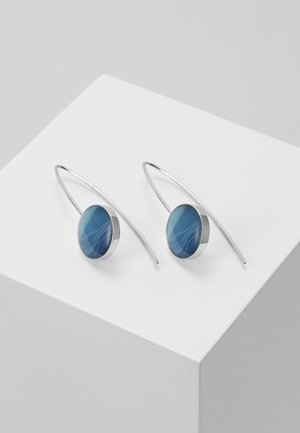 AGNETHE - Earrings - silver-coloured