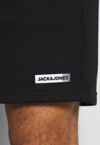Jack & Jones Performance - JJIZSWEAT SHORT  - Pantaloncini sportivi - black - 5