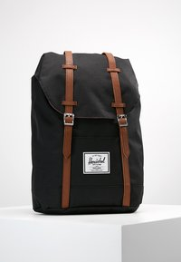 Herschel - RETREAT - Reppu - black - 0