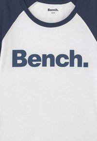 Bench - LARISAL 3 PACK - Camiseta estampada - pink/navy/white - 3