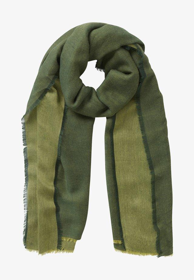 Scarf - green/green