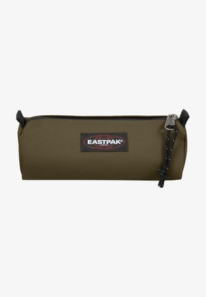 BENCHMARK SINGLE - Pencil case - army olive