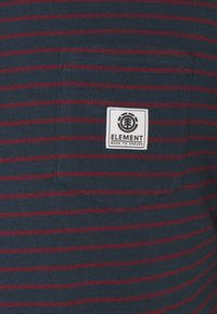 Element - BASIC STRIPES - Print T-shirt - eclipse navy - 2
