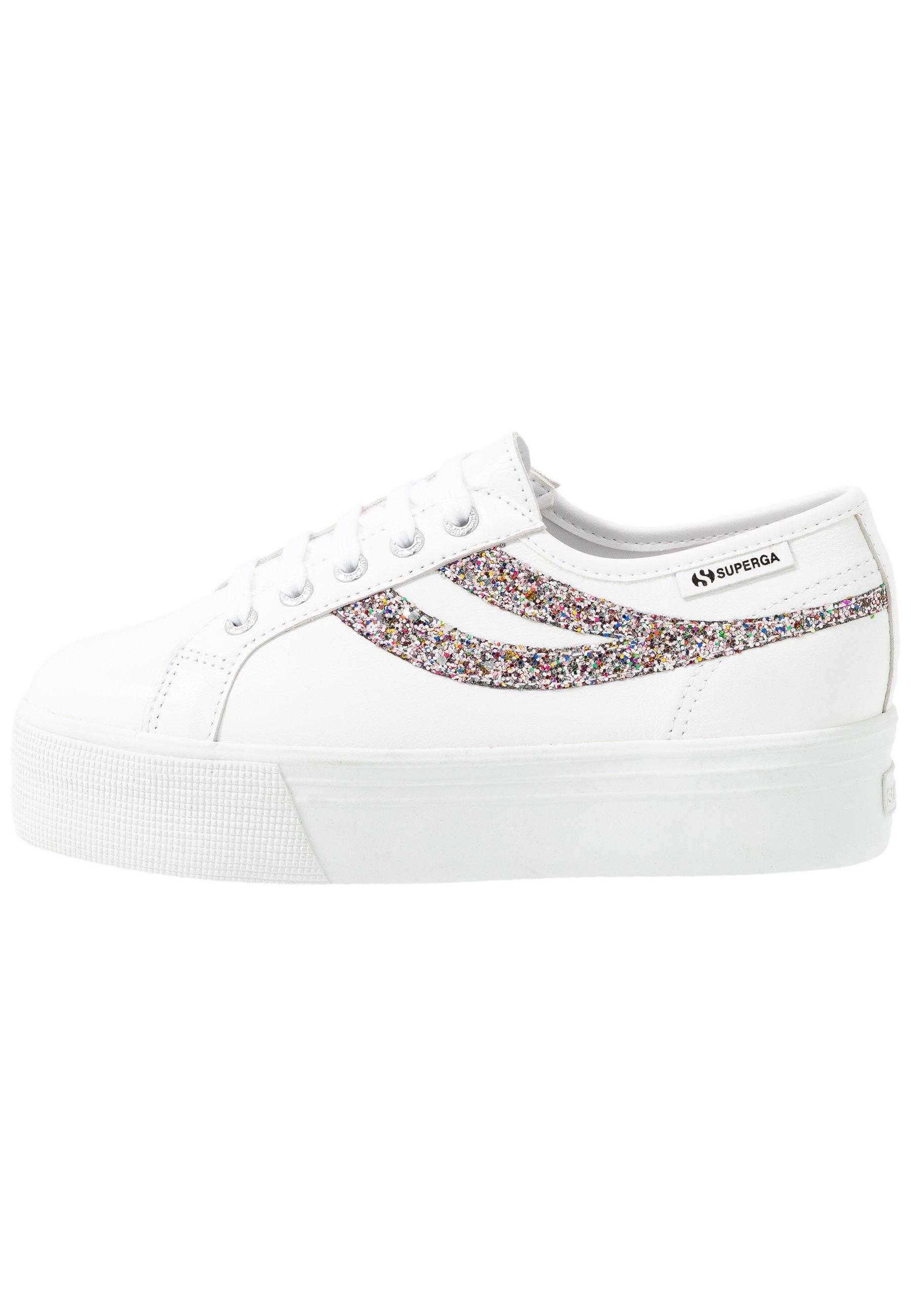 2790 Sneakers whitesilvermulticolor
