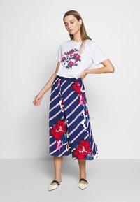By Malene Birger - BIELLA - A-line skirt - ultramarine - 1