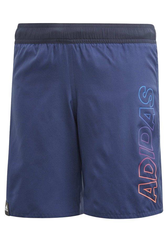 LINEAGE SWIM SHORTS - Swimming shorts - tech indigo
