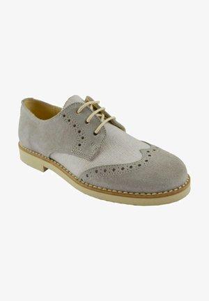 YOWAS CEREMONIA - Zapatos de vestir - gris