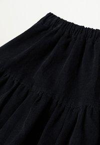 Mango - PANITA - Áčková sukně - zwart - 2