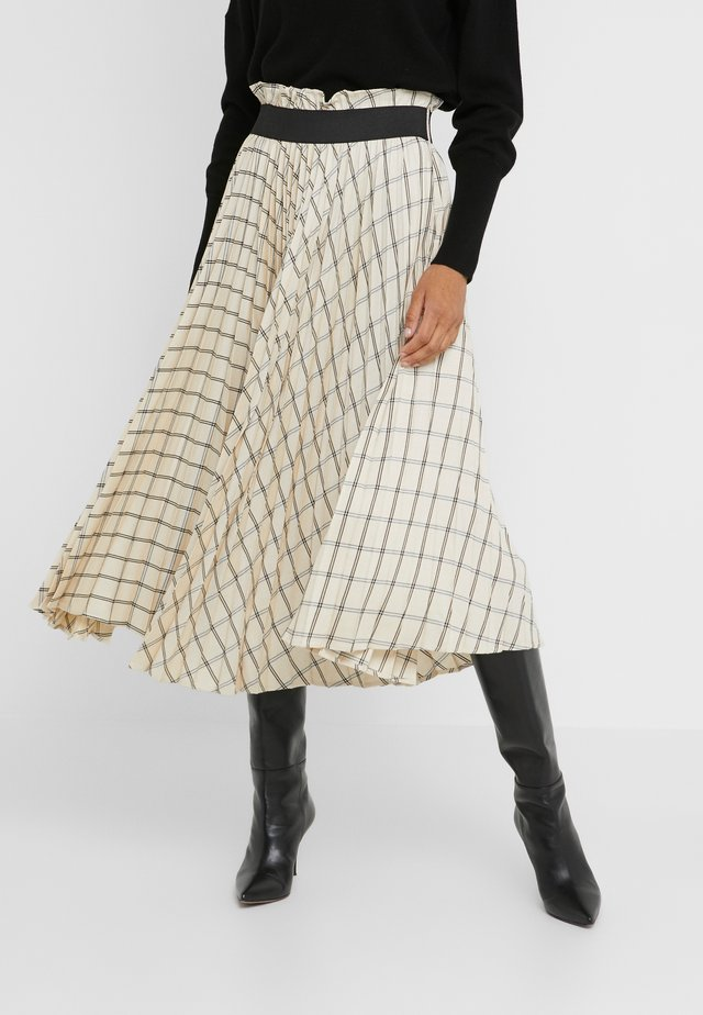 BENTE SKIRT - A-line skirt - ivory
