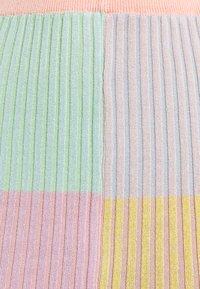 The Ragged Priest - ROUTE SKIRT - Mini skirt - multi stripe - 5