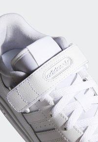adidas Originals - FORUM LOW UNISEX - Sneakers - white - 5