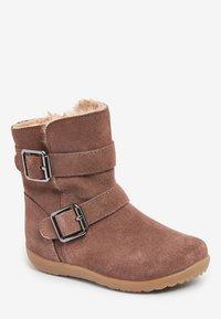 Next - Winter boots - brown - 2
