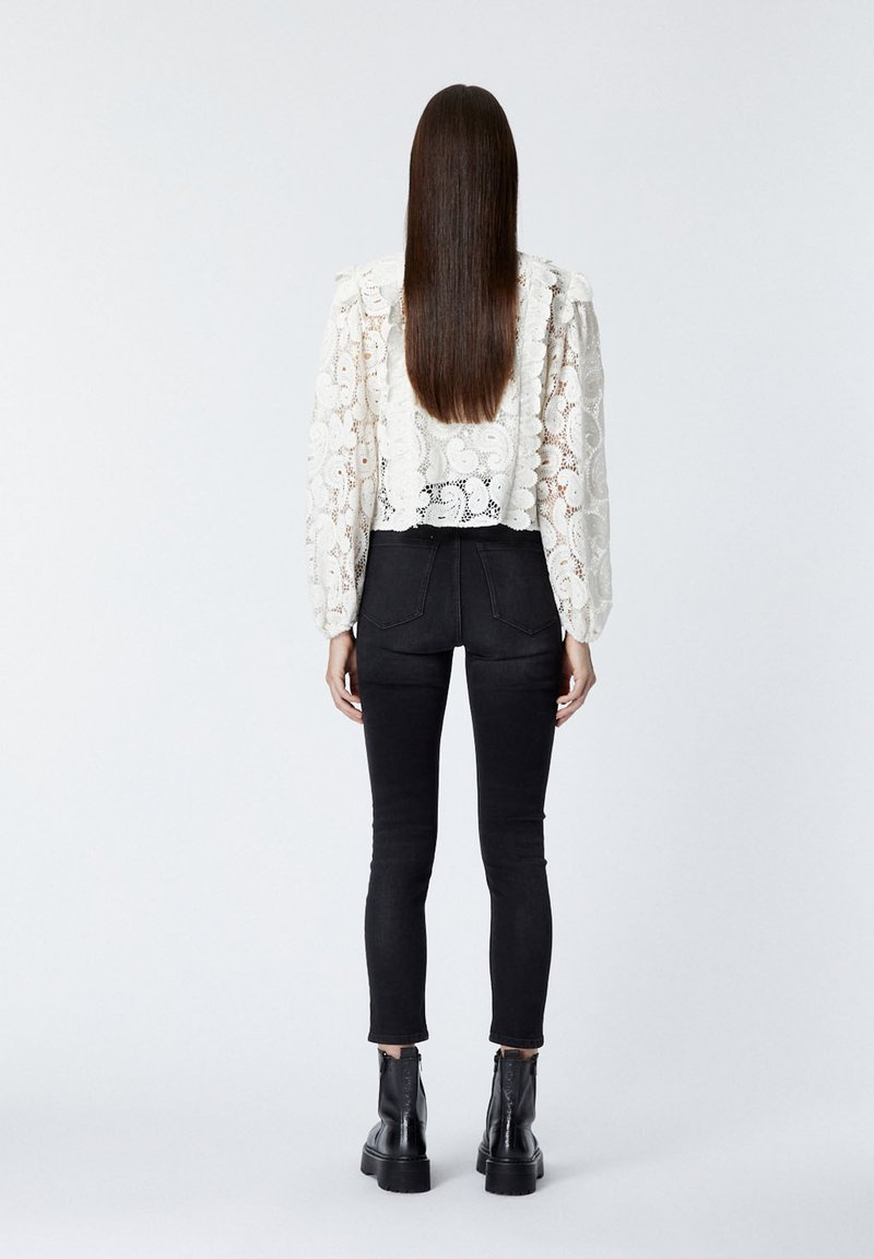 The Kooples - Button-down blouse - ecr