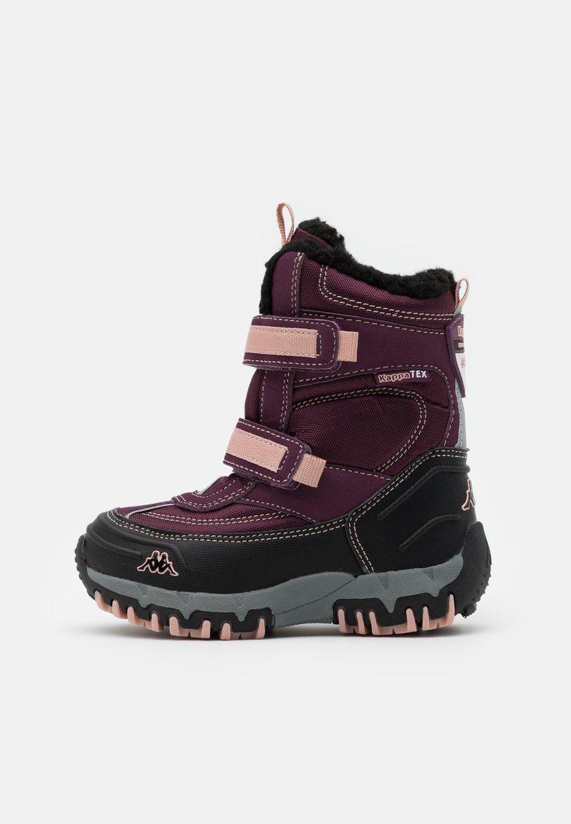 Kappa - BONTE TEX UNISEX - Zimní obuv - purple/rosé