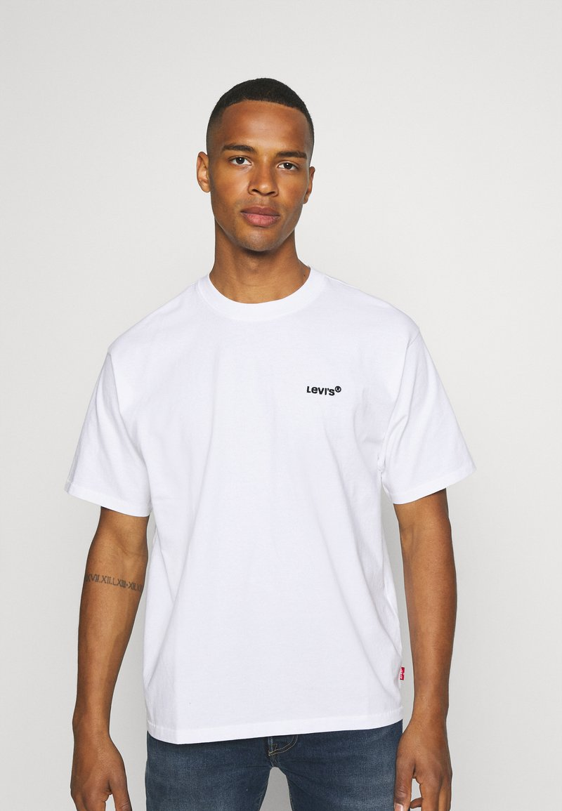 Levi's® - TAB VINTAGE TEE UNISEX - Basic T-shirt - white