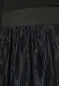 JDY - JDYMACI PLEATED SKIRT - Pleated skirt - black - 4