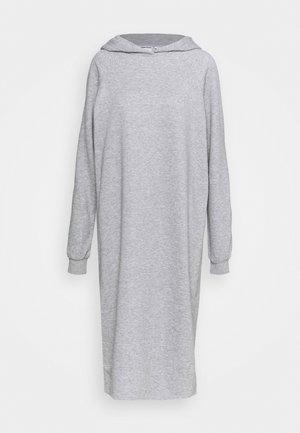 NMHELENE DRESS - Robe d'été - light grey melange