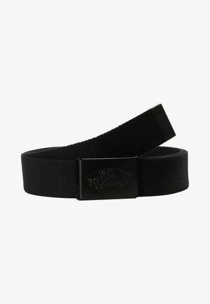 MN SHREDATOR II WEB BELT - Belt - black