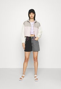 The Ragged Priest - HALF AND HALF - Jeansshorts - charcoal - 1