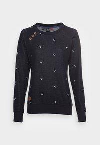 DARIA DOTS - Sweater - navy