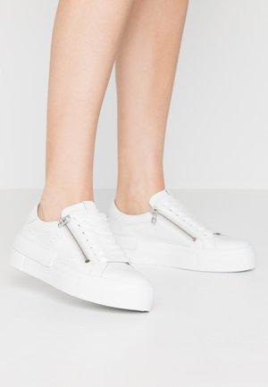 SONIC - Baskets basses - bianco