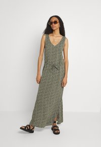 JDY - JDYSTAAR LIFE DRESS  - Maxi dress - beetle/cement - 1